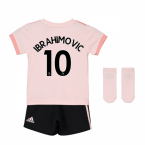 2018-19 Man Utd Away Baby Kit (Ibrahimovic 10)