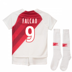 2018-19 Monaco Home Shirt (Falcao 9)