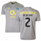 2018-19 Porto Away Football Shirt (Pereira 2) - Kids