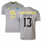 2018-19 Porto Away Football Shirt (Telles 13) - Kids