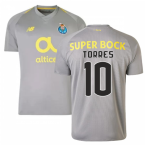 2018-19 Porto Away Football Shirt (Torres 10) - Kids