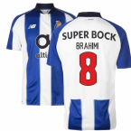 2018-19 Porto Home Football Shirt (Brahimi 8)