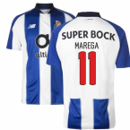 2018-19 Porto Home Football Shirt (Marega 11)