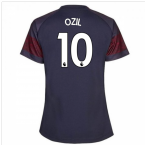 2018-2019 Arsenal Puma Away Ladies Shirt (Ozil 10)