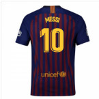 2018-2019 Barcelona Home Nike Football Shirt (Messi 10)