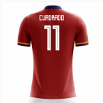 2018-2019 Colombia Away Concept Football Shirt (Cuadrado 11) - Kids