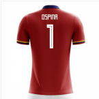 2018-2019 Colombia Away Concept Football Shirt (Ospina 1) - Kids