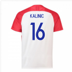 2018-2019 Croatia Home Nike Football Shirt (Kalinic 16) - Kids