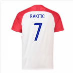 2018-2019 Croatia Home Nike Football Shirt (Rakitic 7) - Kids