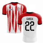 2019-20 Athletic Club Bilbao Home Concept Shirt (GARCIA 22)