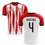 2019-20 Athletic Club Bilbao Home Concept Shirt (MARTINEZ 4)