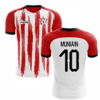 2019-20 Athletic Club Bilbao Home Concept Shirt (MUNIAIN 10)