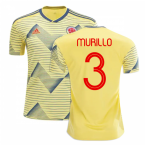 2019-20 Colombia Home Shirt (Murillo 3)