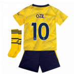 2019-2020 Arsenal Adidas Away Little Boys Mini Kit (Ozil 10)