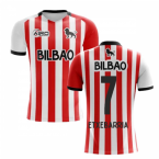 2019-2020 Athletic Bilbao Home Concept Football Shirt (ETXEBARRIA 7)