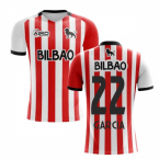 2019-2020 Athletic Bilbao Home Concept Football Shirt (GARCIA 22)