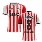 2019-2020 Athletic Bilbao Home Concept Football Shirt - Kids (ITURRASPE 8)