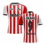 2019-2020 Athletic Bilbao Home Concept Football Shirt - Kids (WILLIAMS 9)