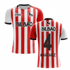2019-2020 Athletic Bilbao Home Concept Football Shirt (MARTINEZ 4)