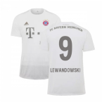 2019-2020 Bayern Munich Adidas Away Football Shirt (LEWANDOWSKI 9)
