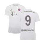 2019-2020 Bayern Munich Adidas Away Shirt (Kids) (LEWANDOWSKI 9)