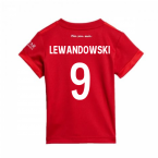 2019-2020 Bayern Munich Adidas Home Baby Kit (LEWANDOWSKI 9)