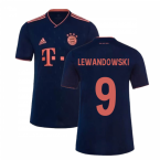2019-2020 Bayern Munich Third Shirt (LEWANDOWSKI 9)