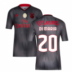 2019-2020 Benfica Adidas Away Shirt (Kids) (Di Maria 20)