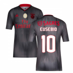 2019-2020 Benfica Adidas Away Shirt (Kids) (Eusebio 10)