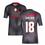 2019-2020 Benfica Adidas Away Shirt (Kids) (Salvio 18)