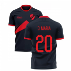 2019-2020 Benfica Away Concept Football Shirt (Di Maria 20)