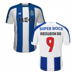 2019-2020 FC Porto Home Football Shirt (Aboubakar 9)