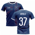 2019-2020 Glasgow Home Concept Football Shirt (ARFIELD 37)