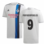 2019-2020 Hamburg Adidas Home Football Shirt (Papadopoulos 9)