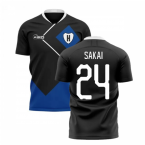 2019-2020 Hamburg Away Concept Football Shirt (Sakai 24)