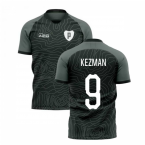 2020-2021 PSV Eindhoven Third Concept Football Shirt (Kezman 9)