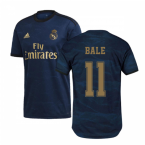 2019-2020 Real Madrid Adidas Away Football Shirt (BALE 11)