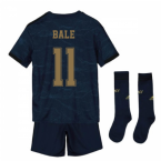 2019-2020 Real Madrid Adidas Away Full Kit (Kids) (BALE 11)