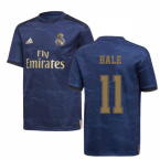 2019-2020 Real Madrid Adidas Away Shirt (Kids) (BALE 11)