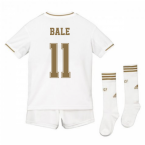 2019-2020 Real Madrid Adidas Home Full Kit (Kids) (BALE 11)