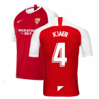 2019-2020 Sevilla Away Nike Football Shirt (KJAER 4)