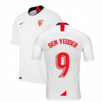 2019-2020 Sevilla Home Shirt (Kids) (BEN YEDDER 9)