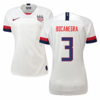 2019-2020 USA Home Nike Womens Shirt (Bocanegra 3)