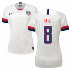 2019-2020 USA Home Nike Womens Shirt (Ertz 8)