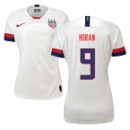 2019-2020 USA Home Nike Womens Shirt (Horan 9)