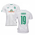 2019-2020 Werder Bremen Away Football Shirt (SARGENT 19)
