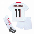 2020-2021 AC Milan Away Mini Kit (IBRAHIMOVIC 11)
