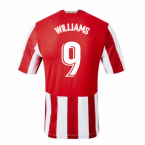 2020-2021 Athletic Bilbao Home Shirt (WILLIAMS 9)