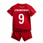 2020-2021 Bayern Munich Adidas Home Baby Kit (LEWANDOWSKI 9)