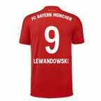 2020-2021 Bayern Munich Adidas Home Shirt (Kids) (LEWANDOWSKI 9)